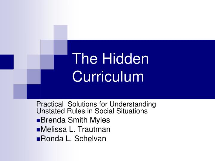 from social class and the hidden curriculum of work essay Check out our top free essays on jean anyon social class and the hidden curriculum of work to help you write your own essay.