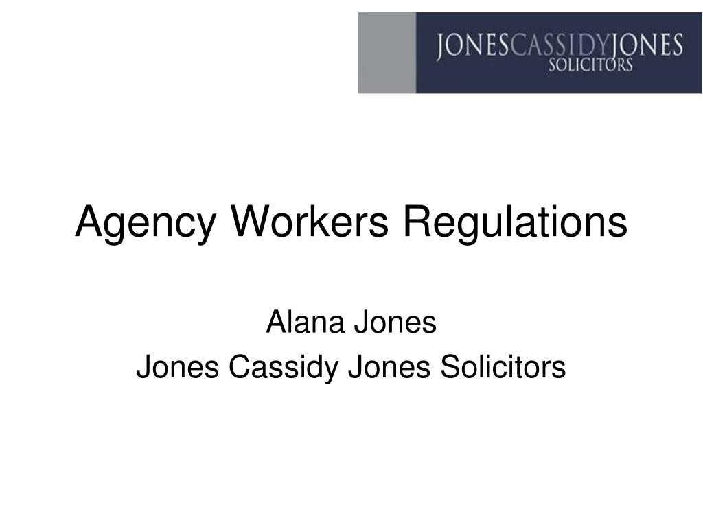 agency workers regulations l.