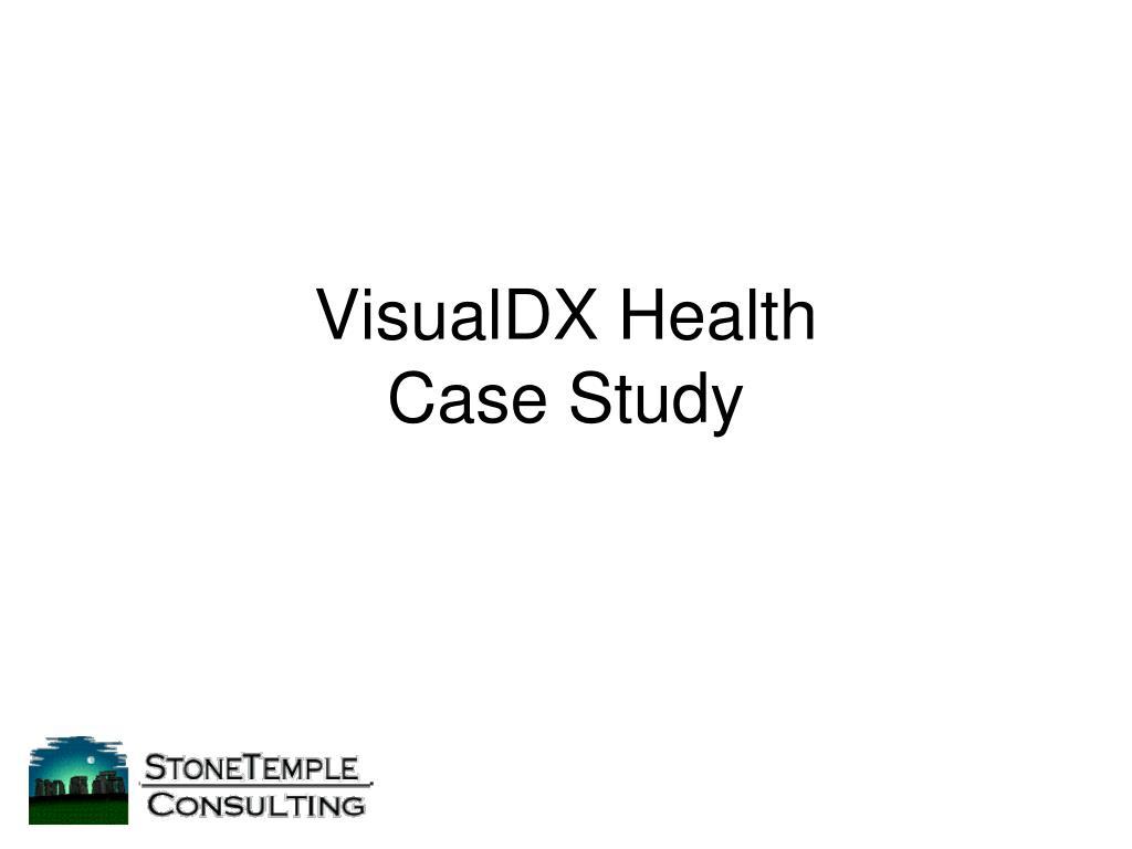 VisualDX Health