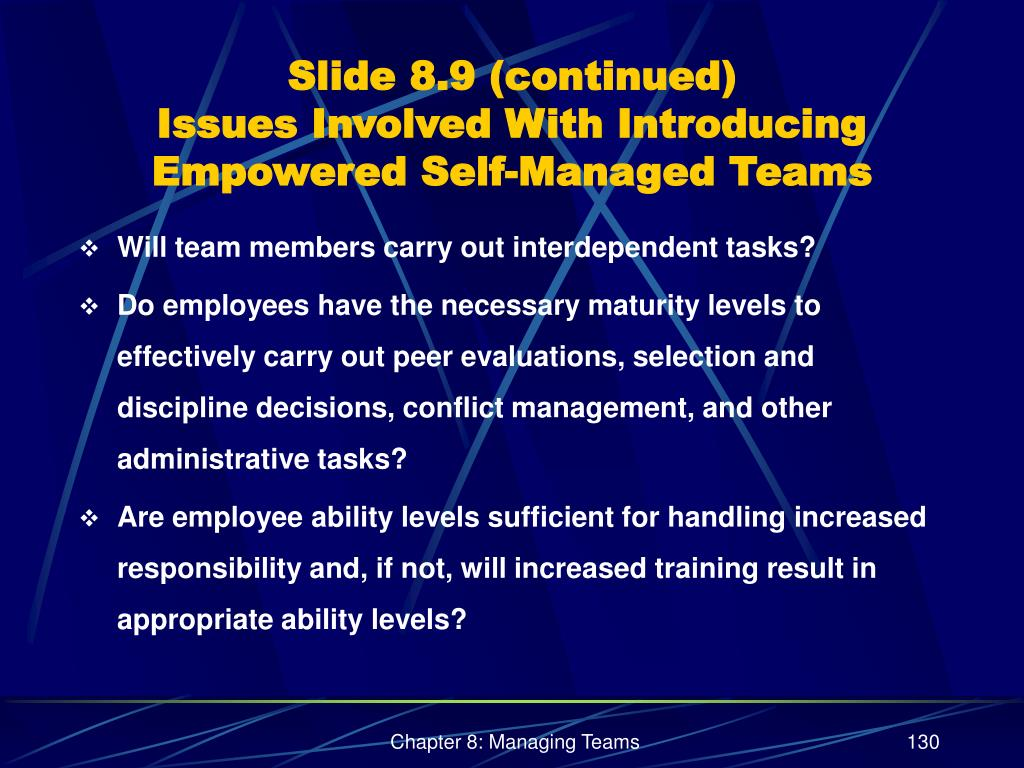 Slide 8.9 (continued)