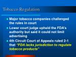 tobacco regulation26