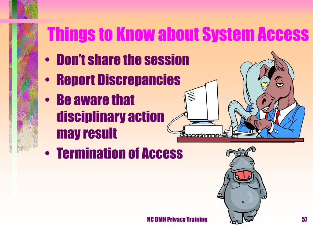 Things to Know about System Access