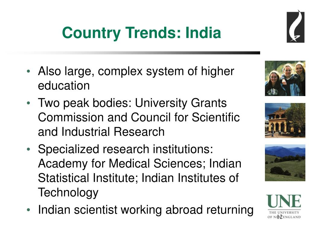 Country Trends: India