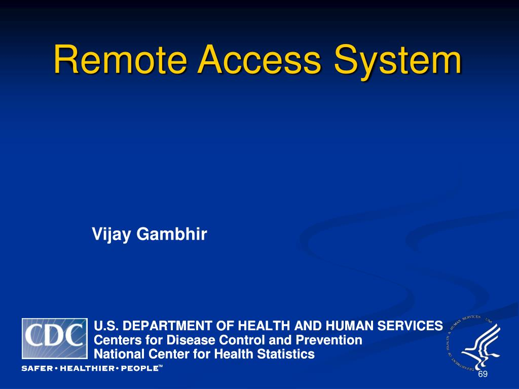 Remote Access System