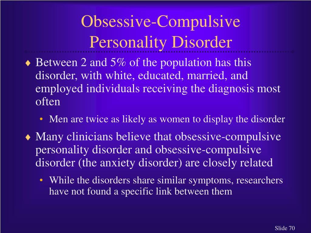 Obsessive-Compulsive