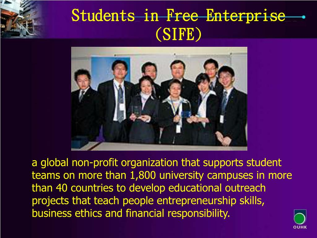 Students in Free Enterprise (SIFE)