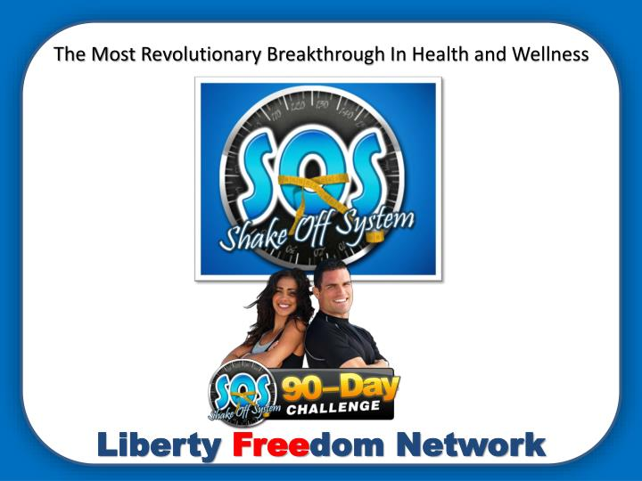The Most Revolutionary Breakthrough In Health and Wellness