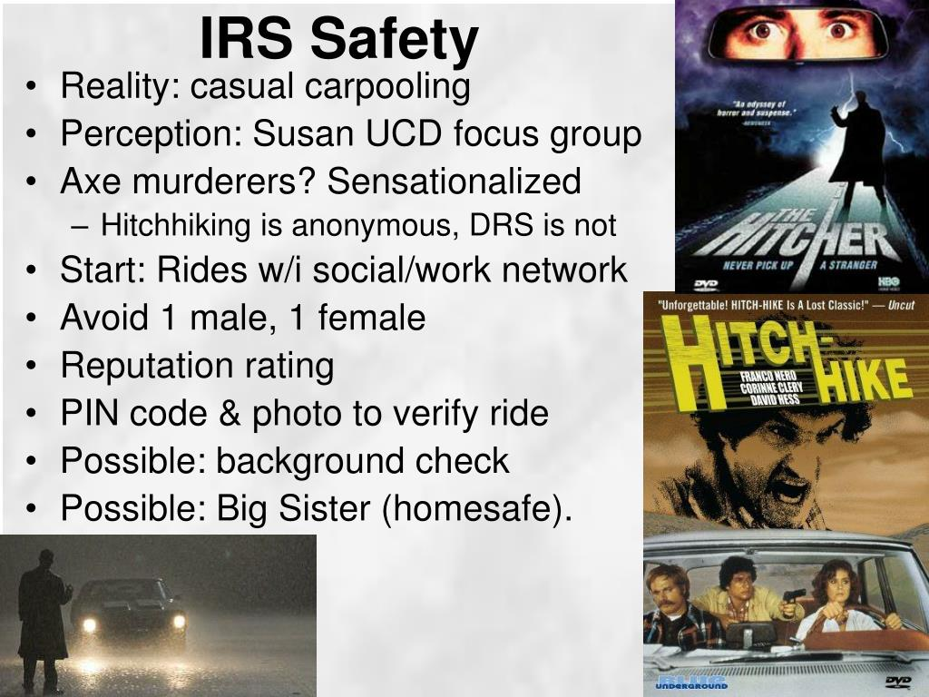 IRS Safety