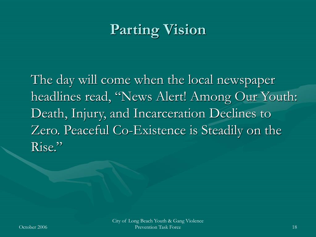 Parting Vision