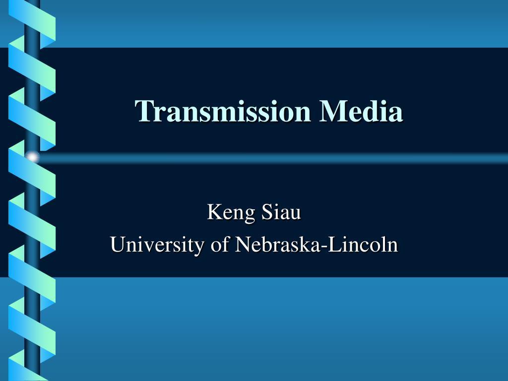 transmission media l.
