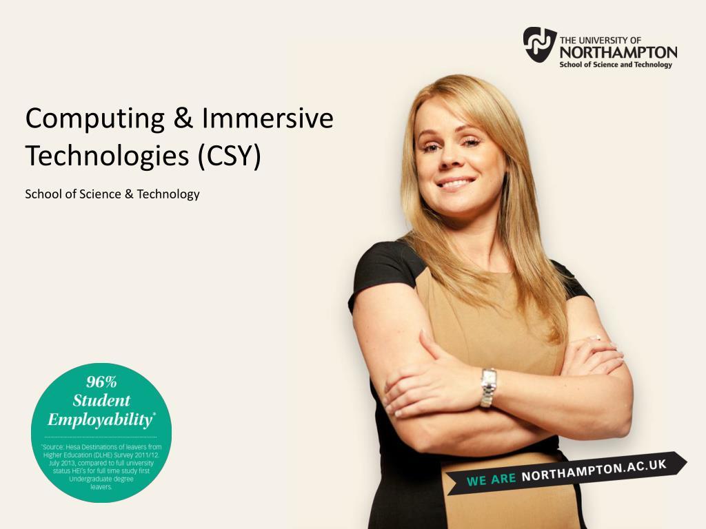Computing & Immersive