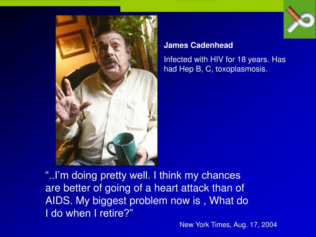 James Cadenhead