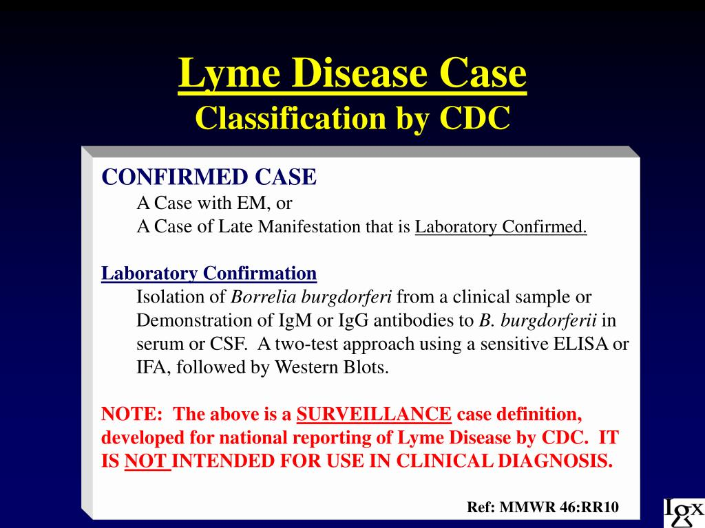 Lyme Disease Case