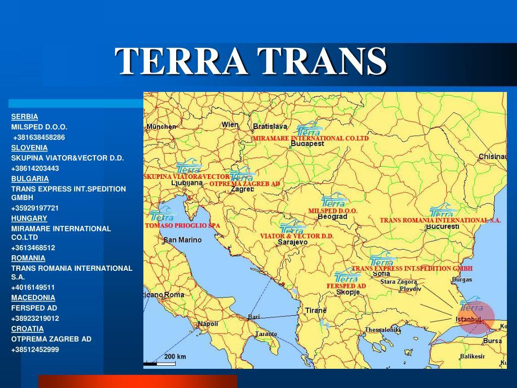 TERRA TRANS
