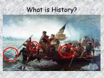 what is history7