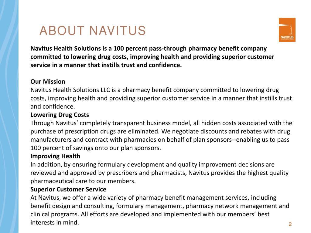 About Navitus