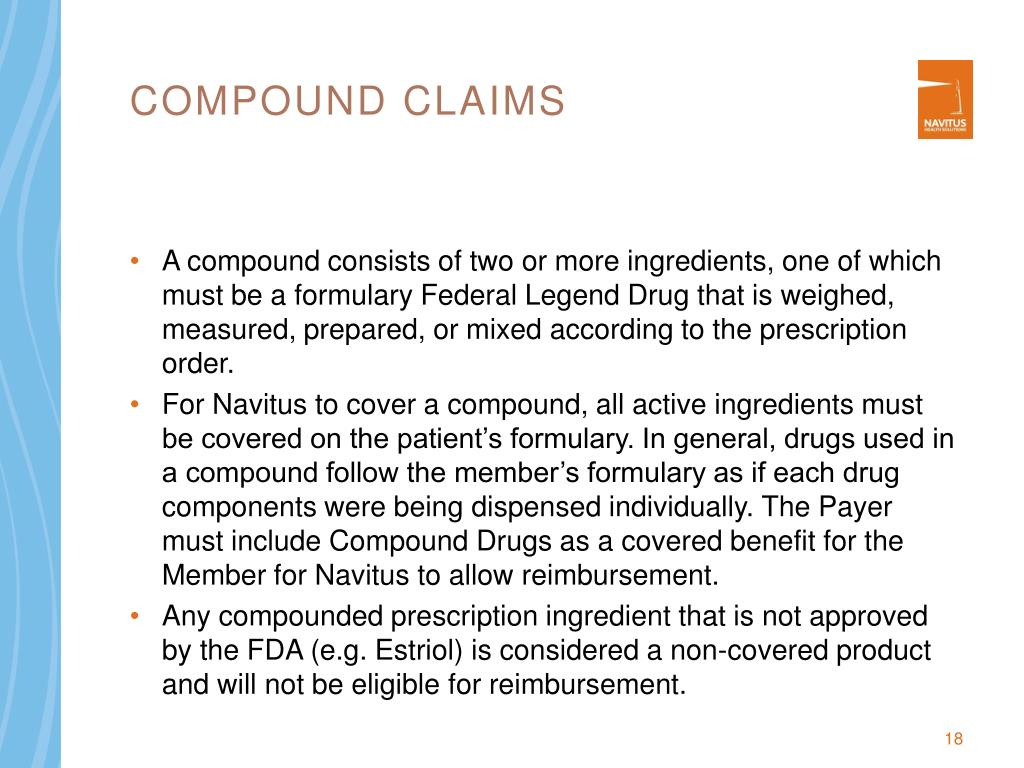 Compound Claims