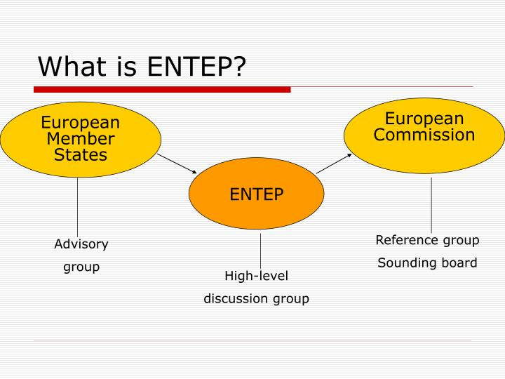 What is entep