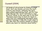 counsell 2004