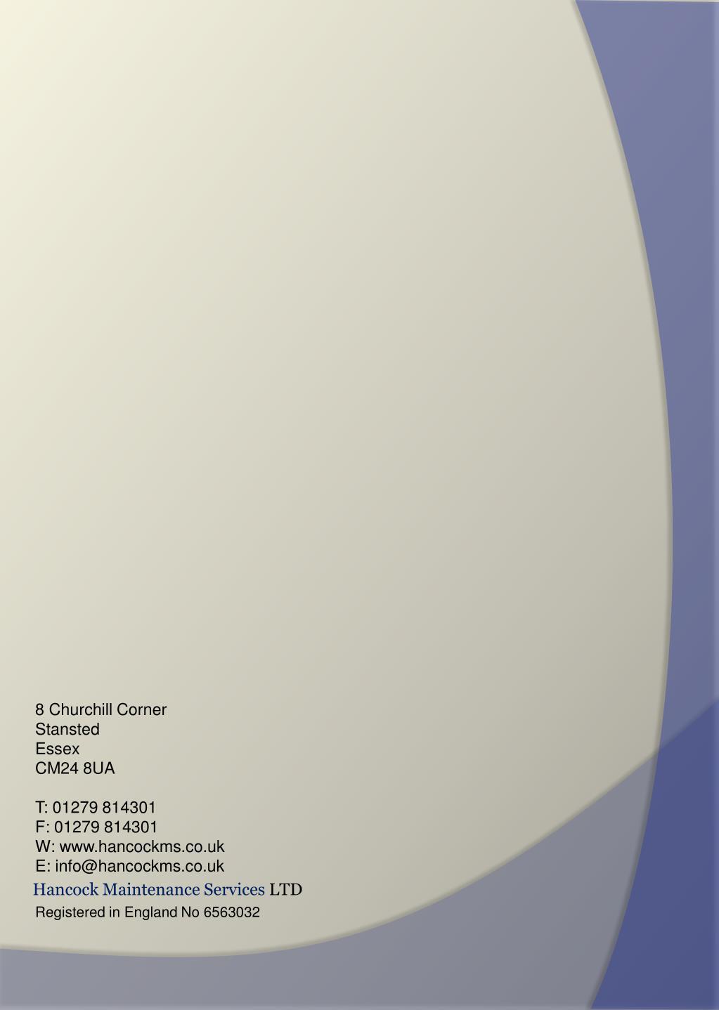 8 Churchill Corner