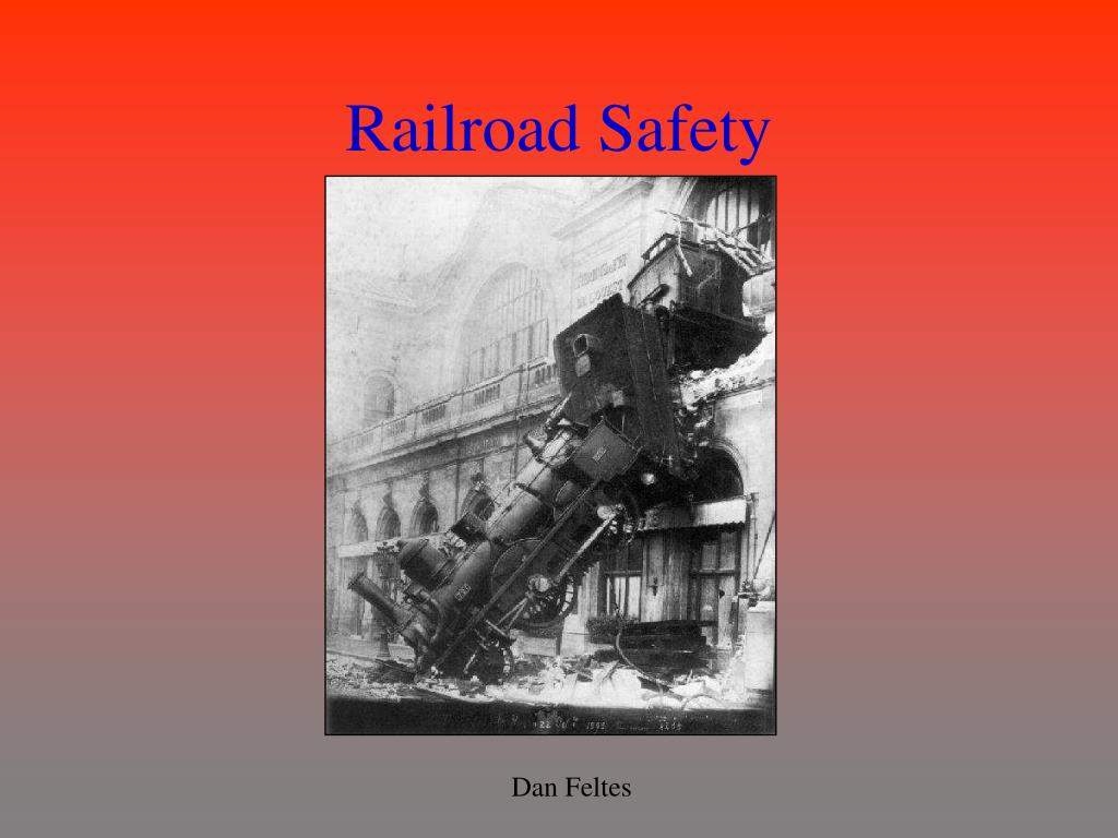 railroad safety l.