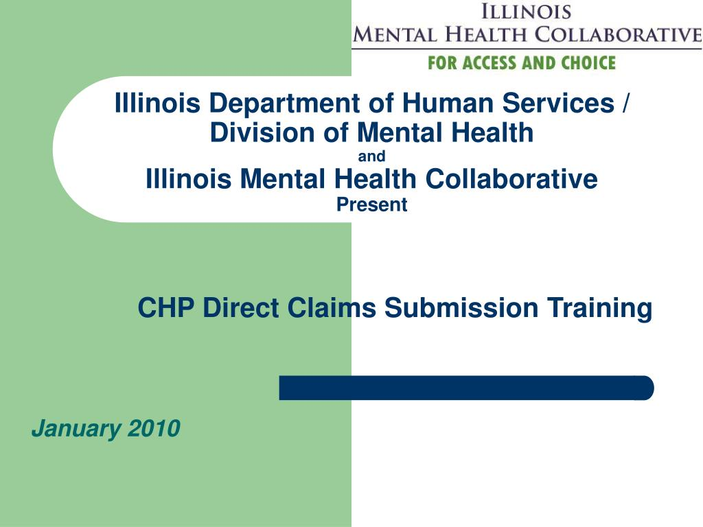 Illinois Department of Human Services /