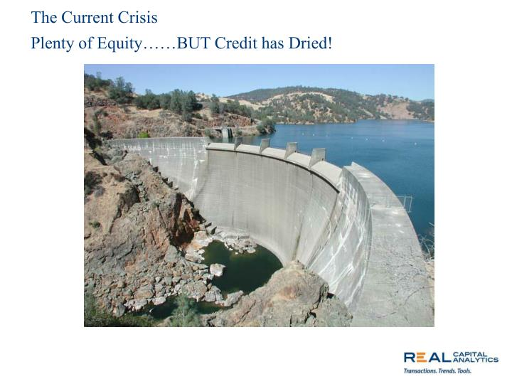 The Current Crisis
