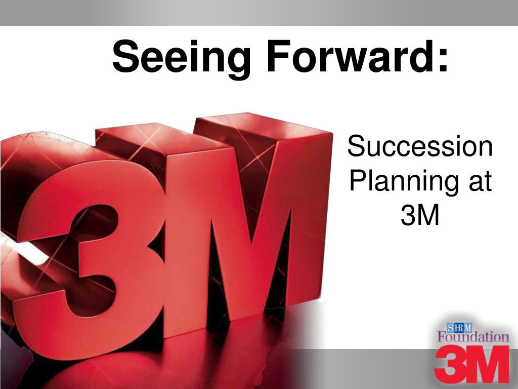 Seeing Forward: