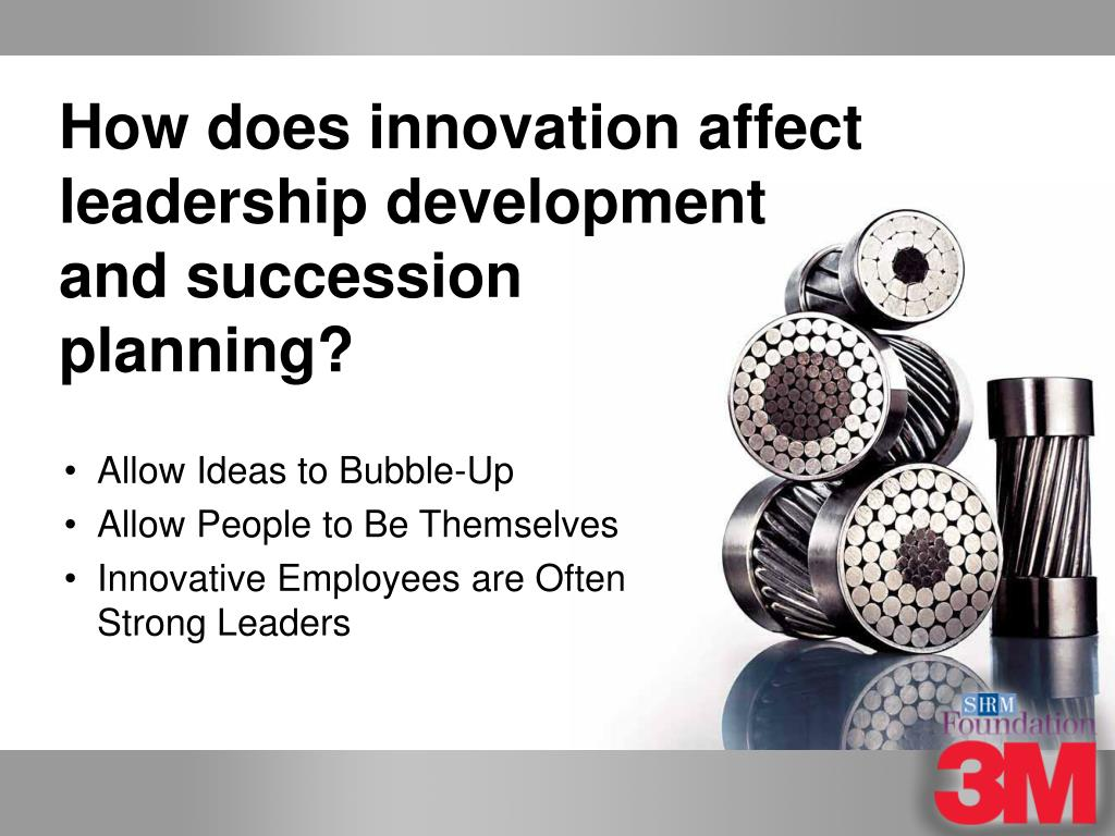 How does innovation affect leadership development