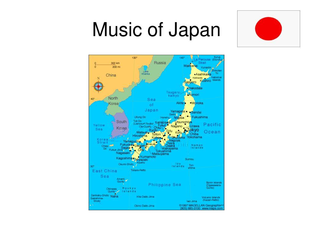 music of japan l.