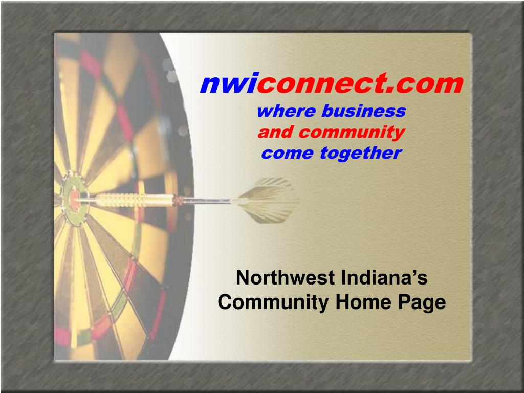 nwi connect com where business and community come together l.