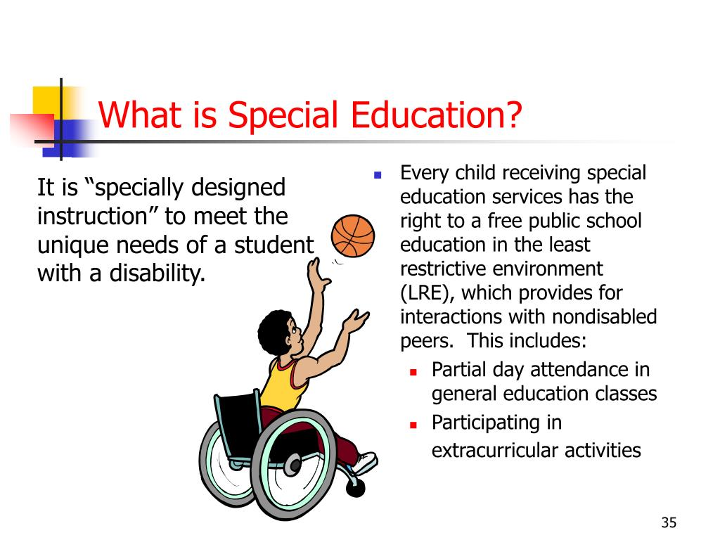 What is Special Education?