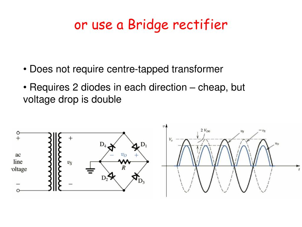 or use a Bridge rectifier