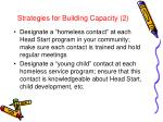 strategies for building capacity 2
