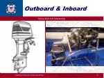 outboard inboard