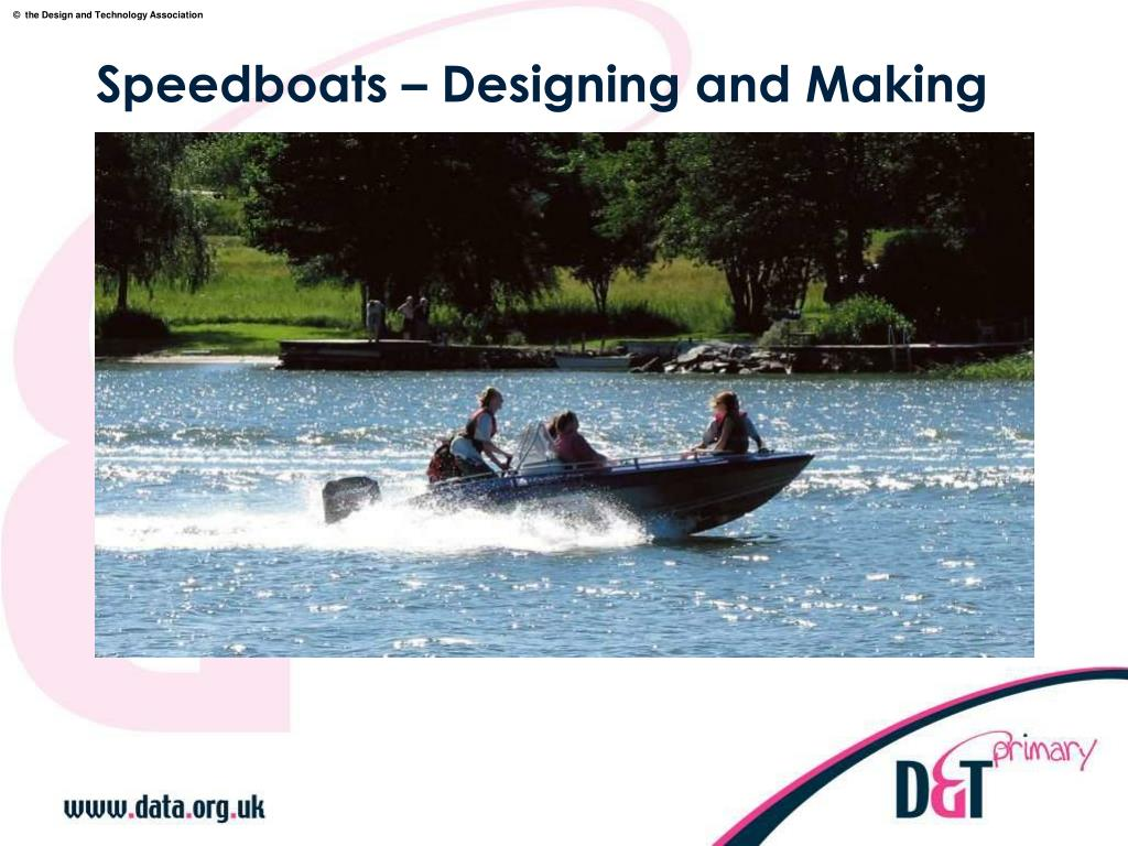 speedboats designing and making l.