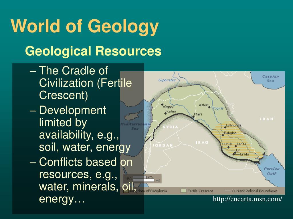 World of Geology