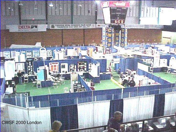 CWSF 2000 London