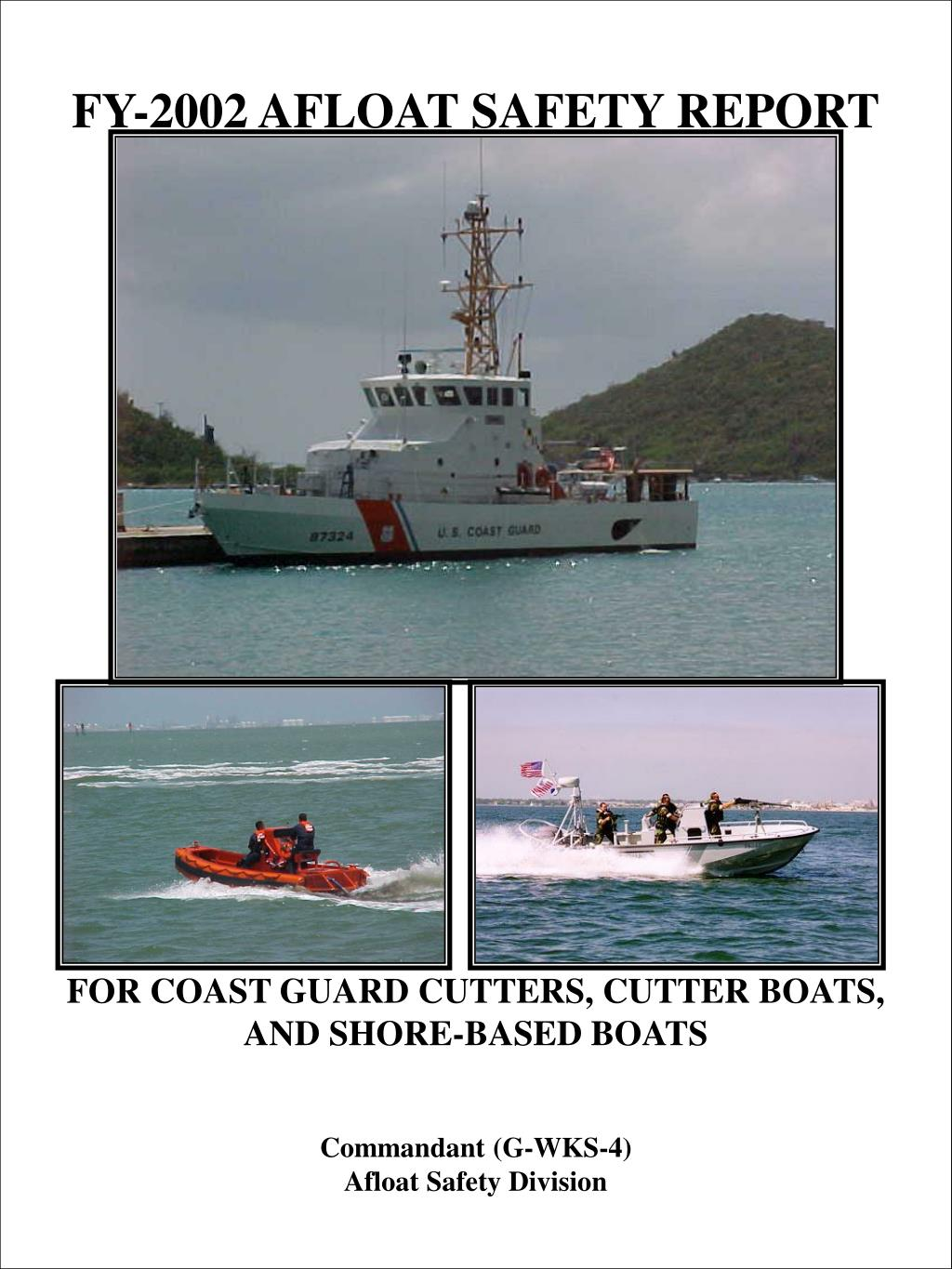 fy 2002 afloat safety report l.