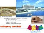 contemporary resort hotel31