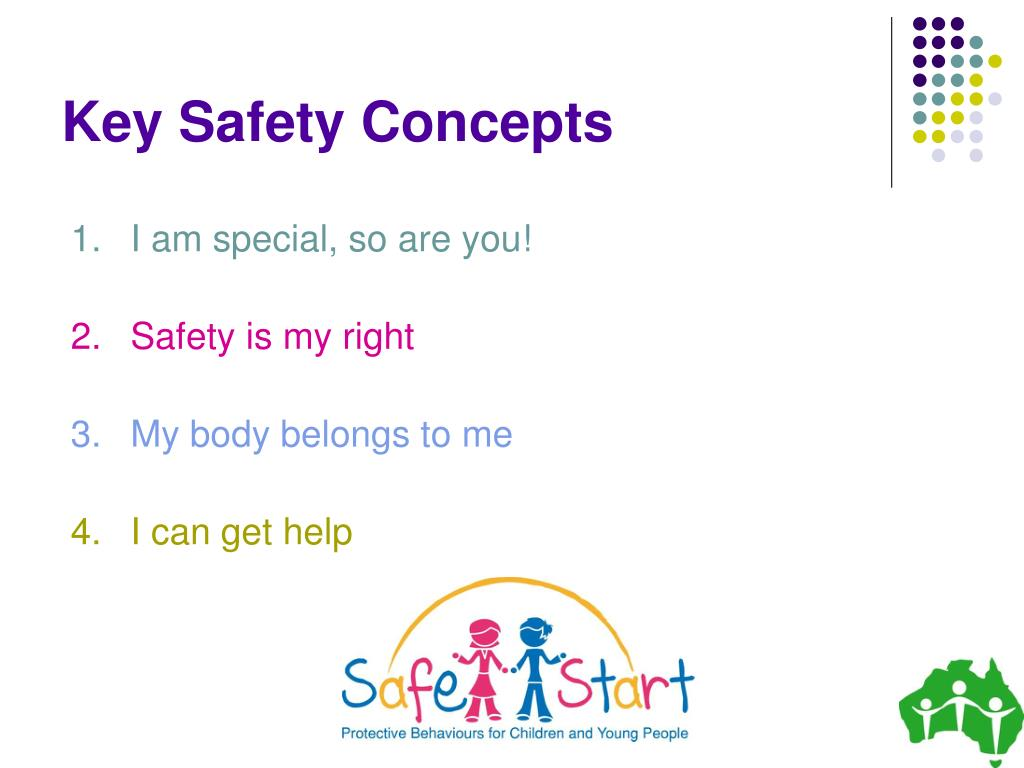 Key Safety Concepts