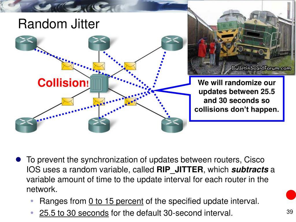 Random Jitter