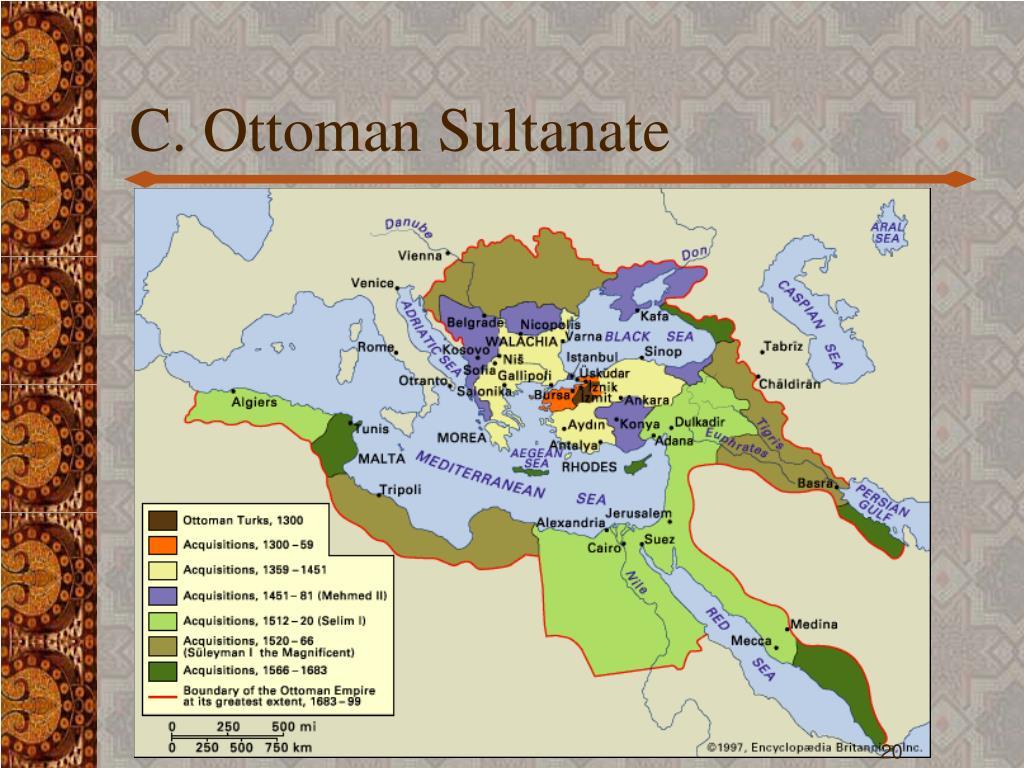 C. Ottoman Sultanate