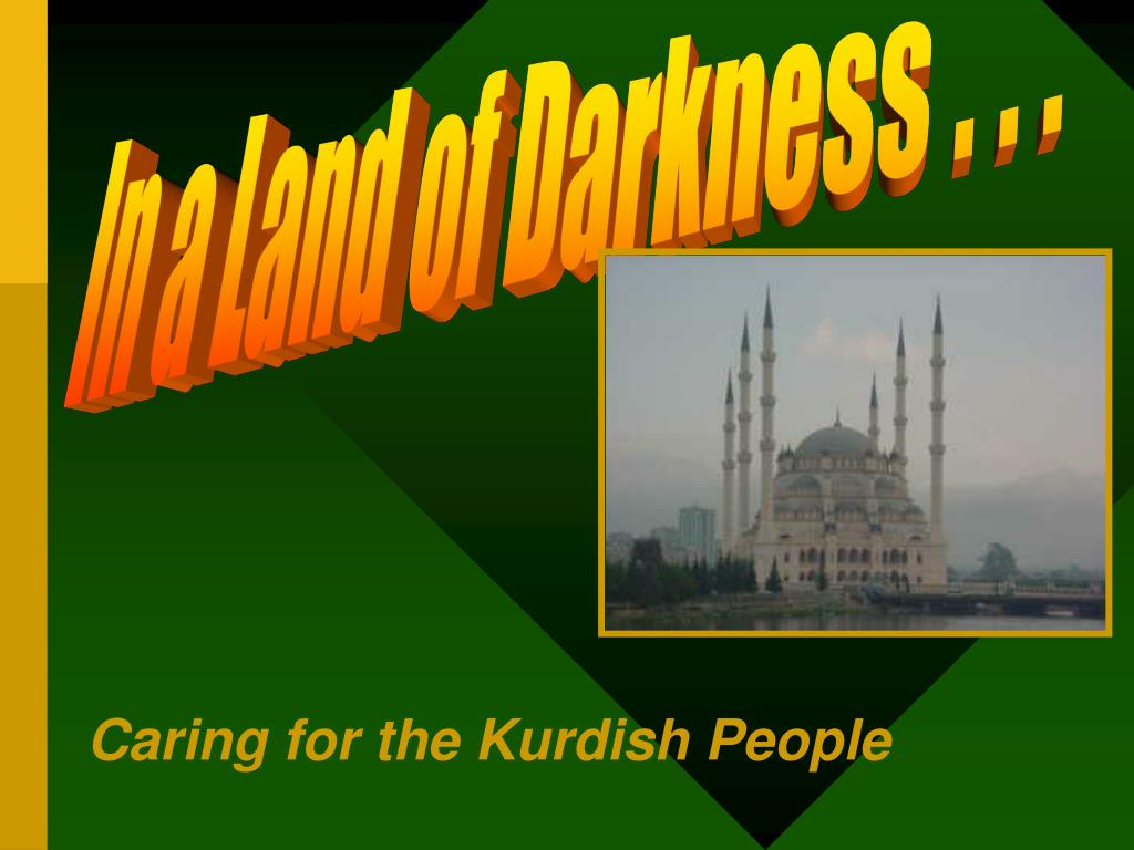 caring for the kurdish people l.