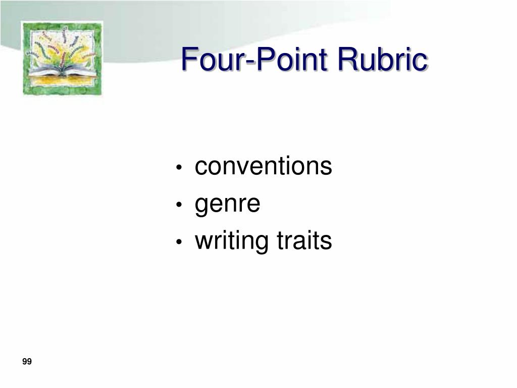 Four-Point Rubric
