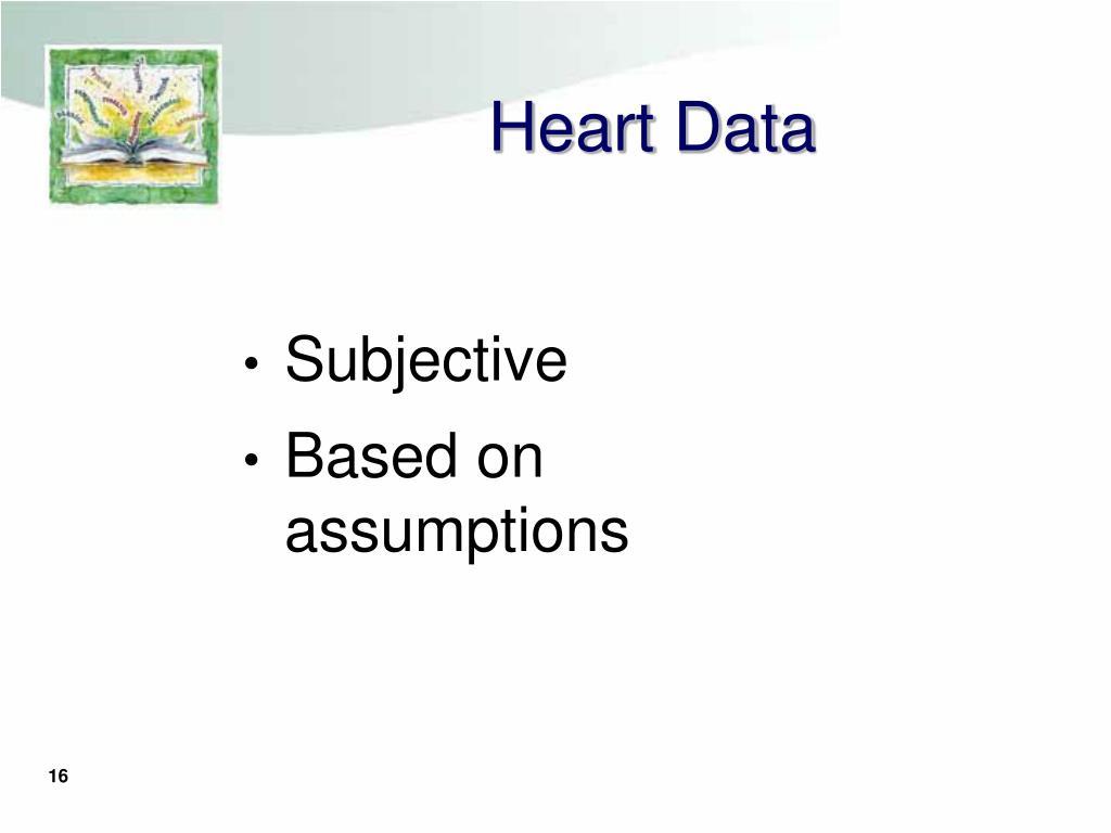Heart Data