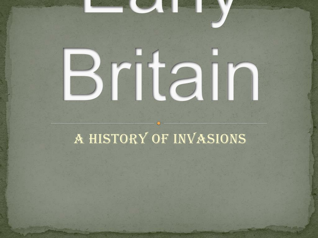 early britain l.
