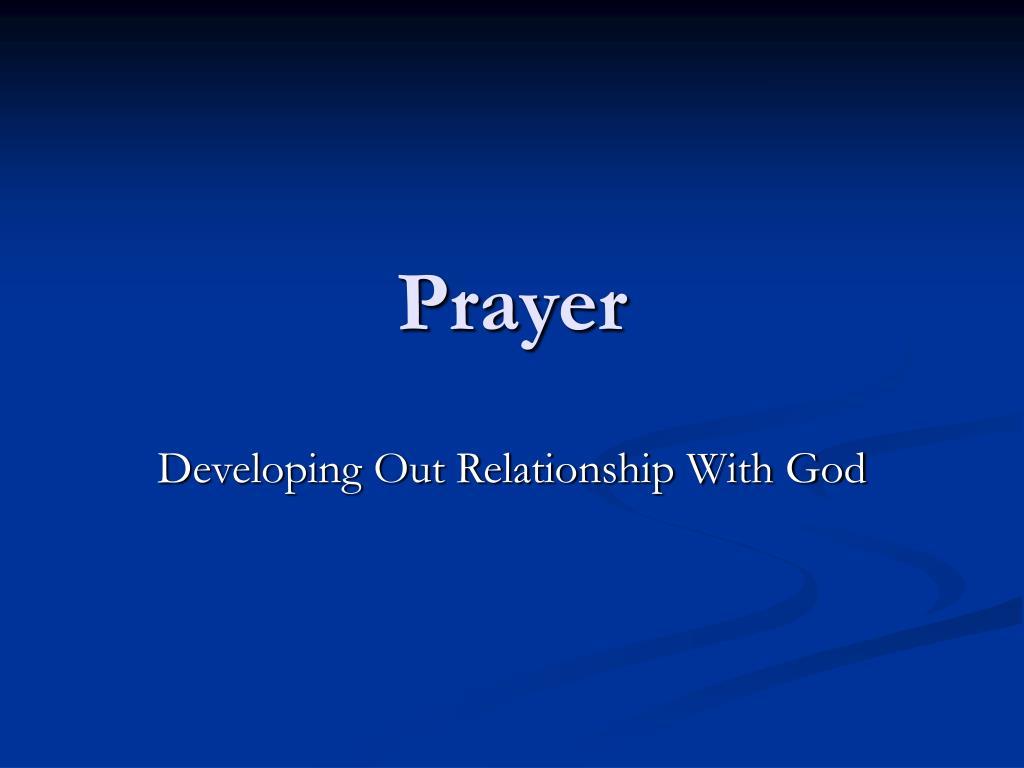prayer l.