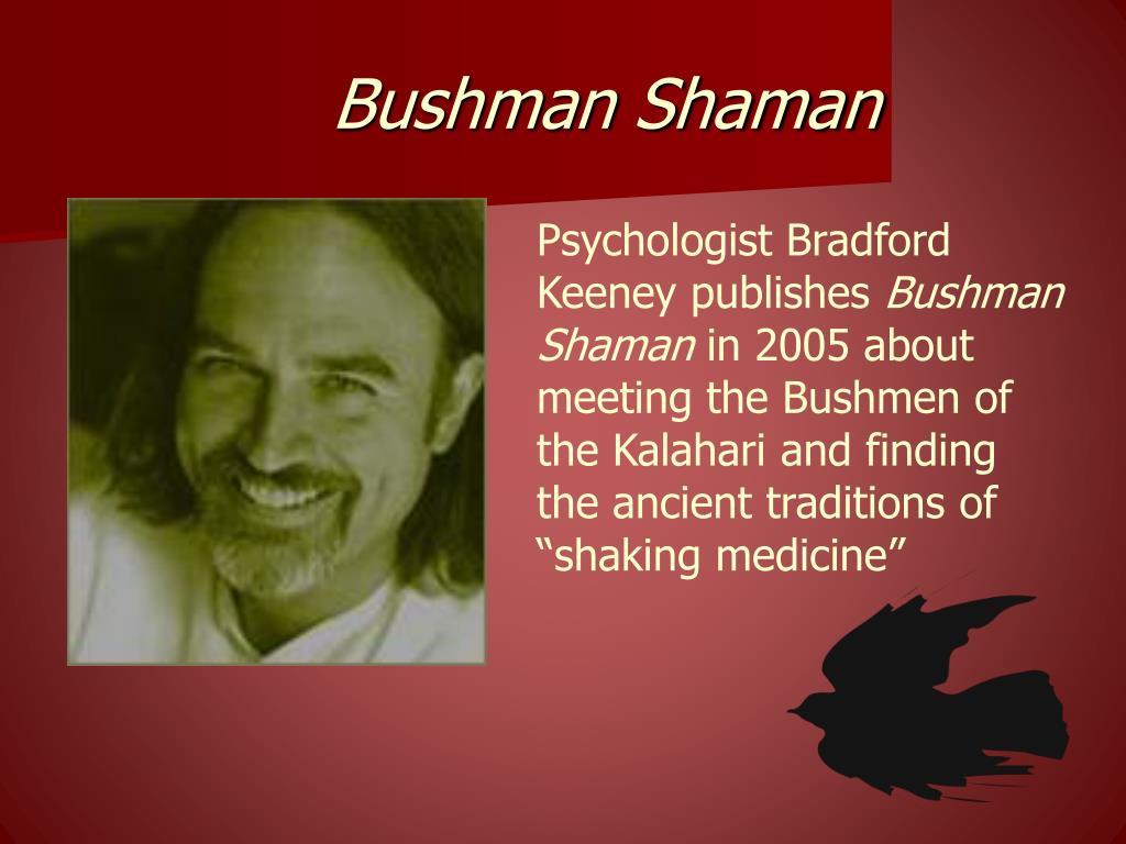 Bushman Shaman