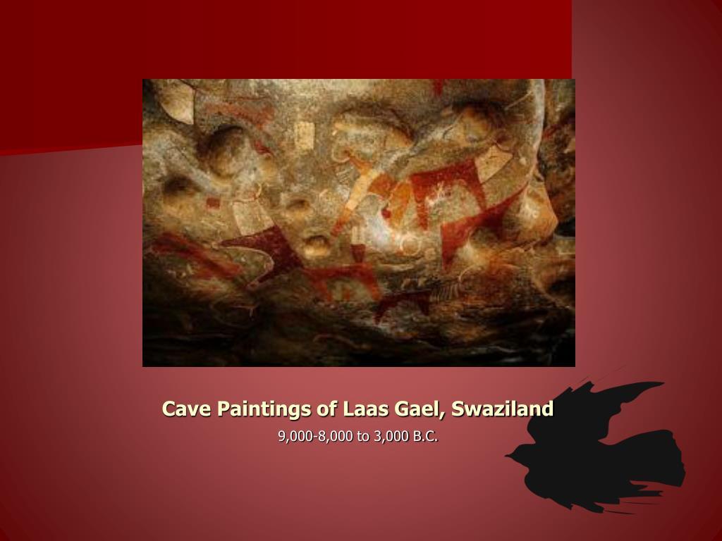 Cave Paintings of Laas Gael, Swaziland